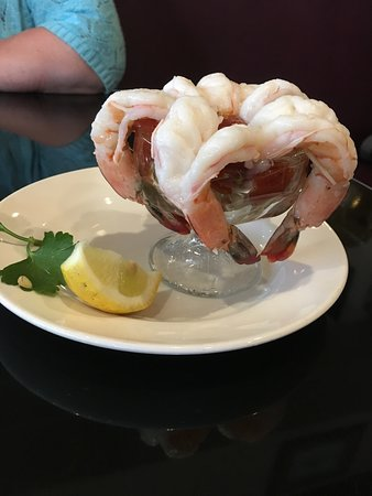 Betty Lou's Seafood and Grill : Shrimp Cocktail