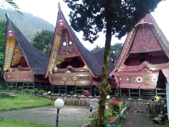 North Sumatra, Indonesien: Istana Sisingamangaraja di Bakkara, Baktiraja, Humbahas SUMUT
