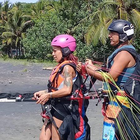 Parapente Puerto Viejo Costa Rica