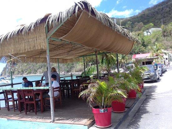 Saint Francois, Guadeloupe: Catherine's Bar à Deshaies