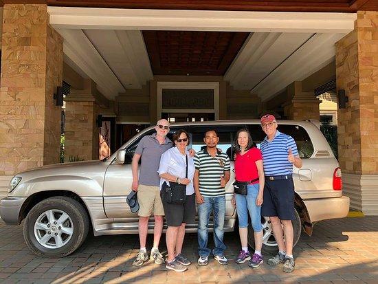Angkor Expert Driver