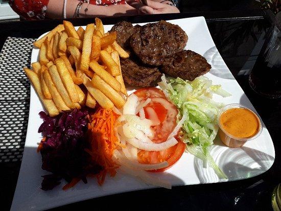 Bar Sur Aube, França: Restaurant Pamukkale