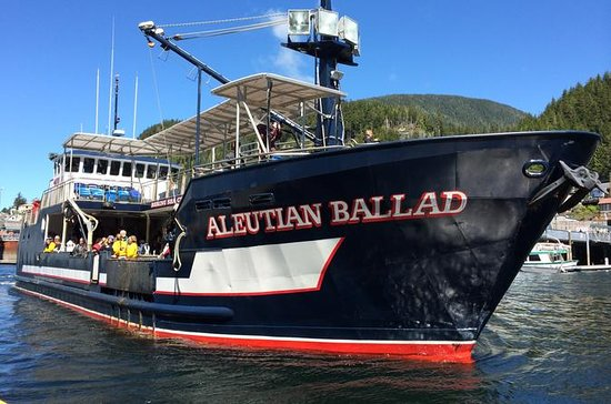 Bering Sea Crab Fisherman's Tour from...