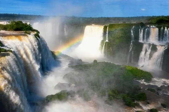 3-Day Iguazu Falls Tour of the...