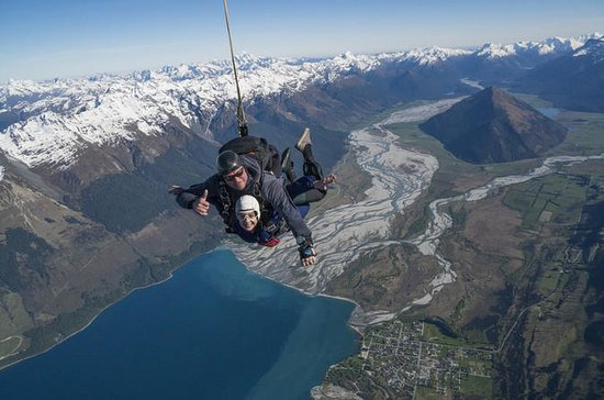 Skydive Southern Alps Tandem Skydive