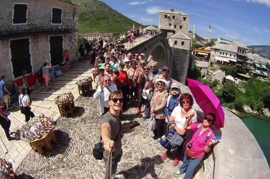 Visite de la ville de Mostar