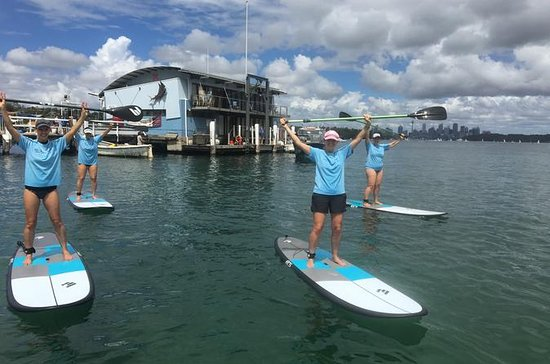 Sydney Harbour Stand Up Paddle Including 2-Course Lunch at Doyles...