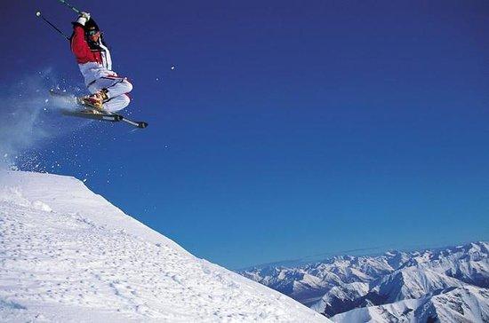Valle Nevado Ski Day
