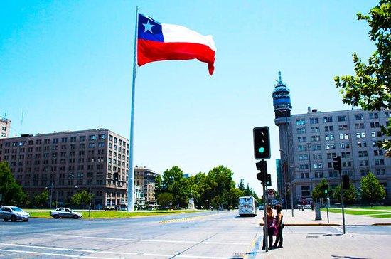 Santiago City Tour SCL & Santa Lucía...