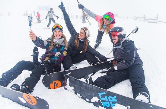 All Inclusive Ski Package på Cardrona...