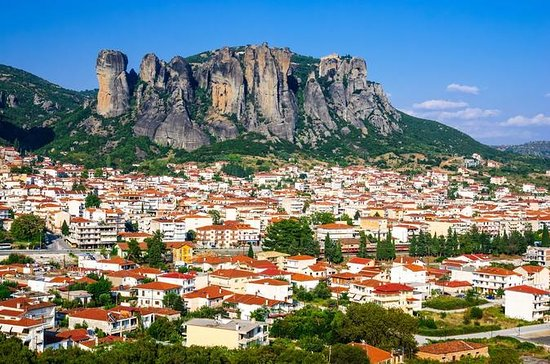 Full-Day Trip to Meteora from...