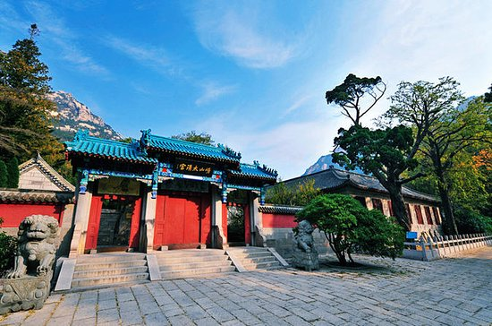 Explore the cradle of Taoism in Mount...