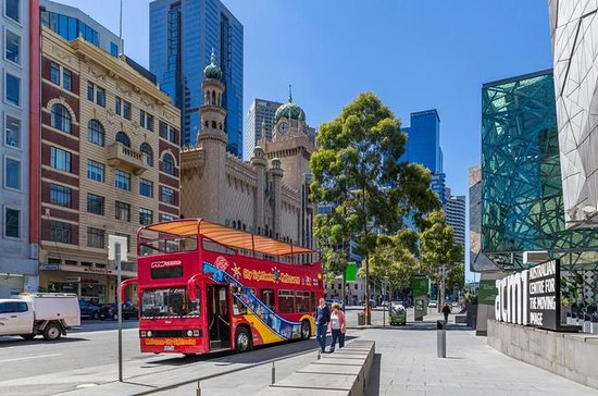Melbourne Hop-On Hop-Off Tour y...