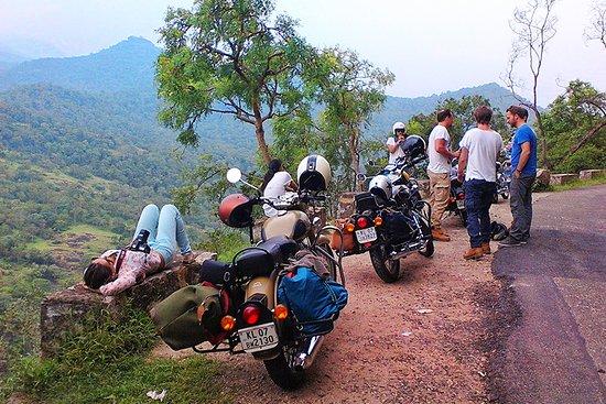 Kerala Bike Tours