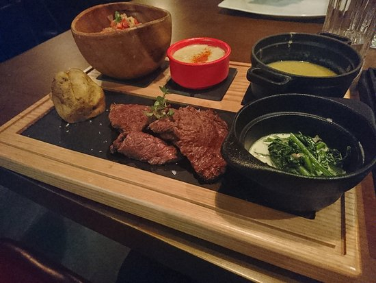 Bus Grill Turkish Steakhouse: Lunch set 豐富好食