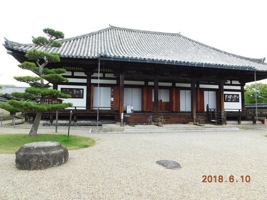 Hokkeji Temple
