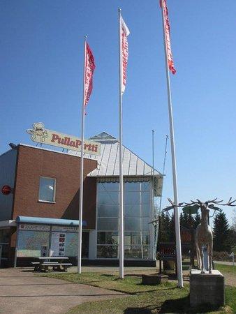 Raahe, Finnland: Leipurin Keidas ulkoapäin