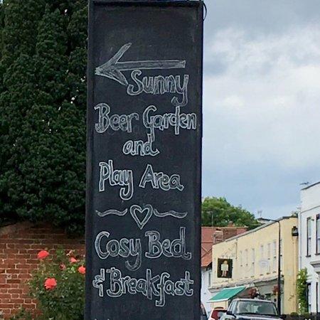 Yoxford, UK: photo0.jpg