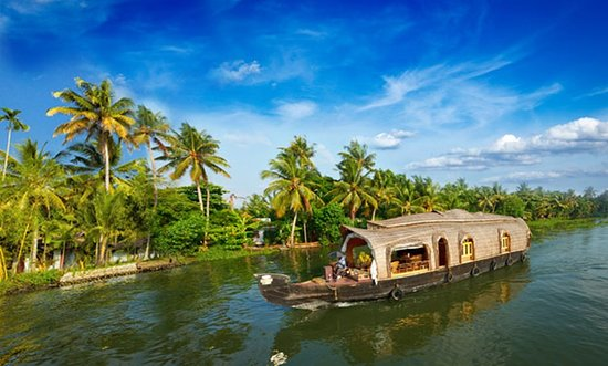 ‪Alleppey Backwaters‬