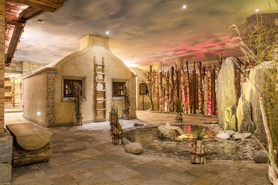 Hotel Alpin Spa Tuxerhof: Backofen Sauna