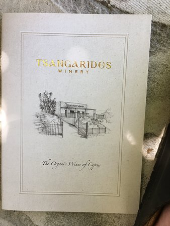 Tsangarides Winery Picture