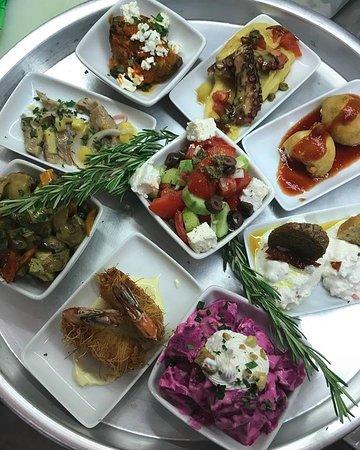Ano Koufonissia, กรีซ: variety