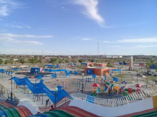 Ciudad Infantil de Delicias.