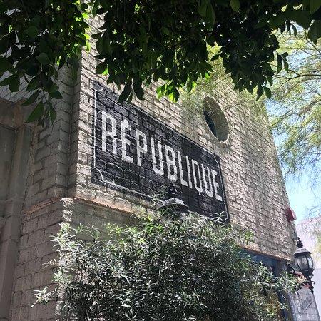 Republique Restaurant Los Angeles Review