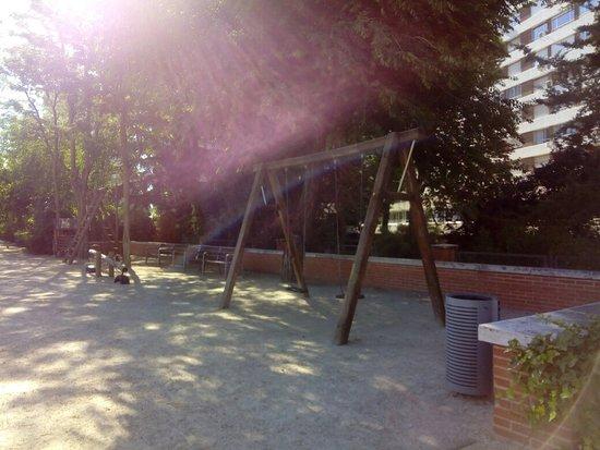Parque Cuarto Deposito