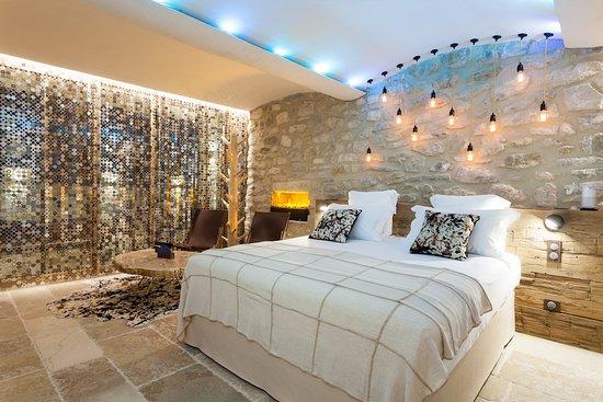 Martignargues, France: chambre avec spa - Comme un Paradis Perdu