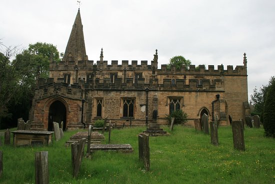 St Anne's Church, Baslow