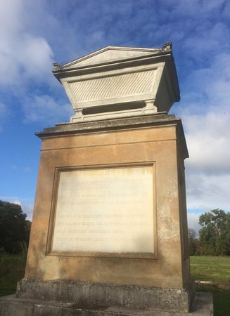 Stoke Poges, UK: Grays Monument