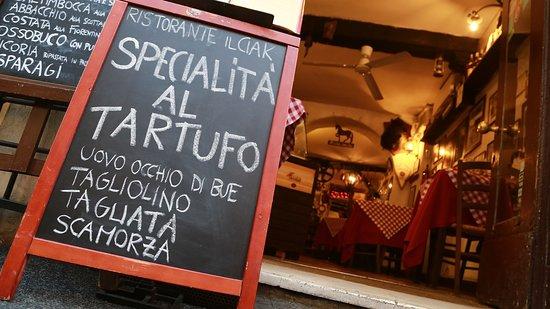 Ristorante Il Ciak: Truffle season