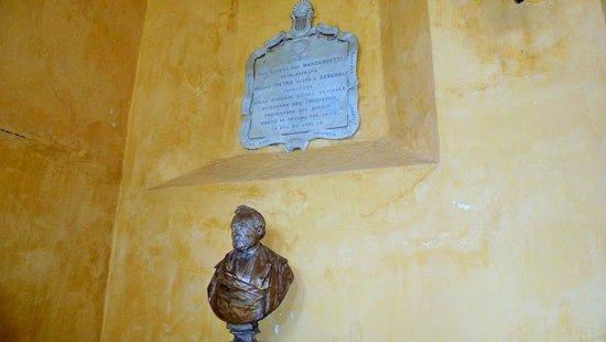 Masserano, Italy: Atrio