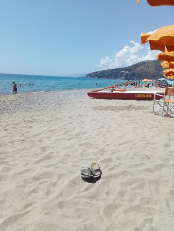 Squillace, Italy: Lido ulisse