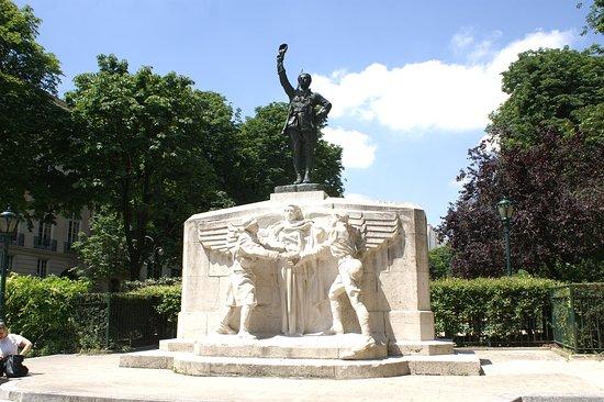 Square Thomas Jefferson