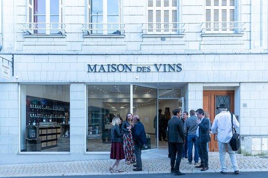 Maison des vins de Bourgueil à Langeais