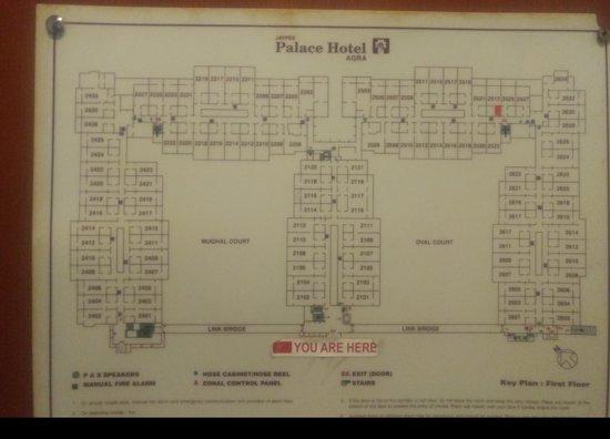 Bilde fra Jaypee Palace Hotel & Convention Centre Agra