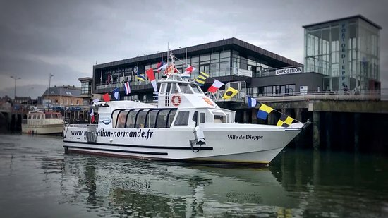 Navigation Normande -Dieppe
