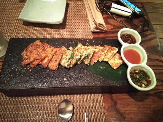 Nice but expensive vegetarian Korean restaurant