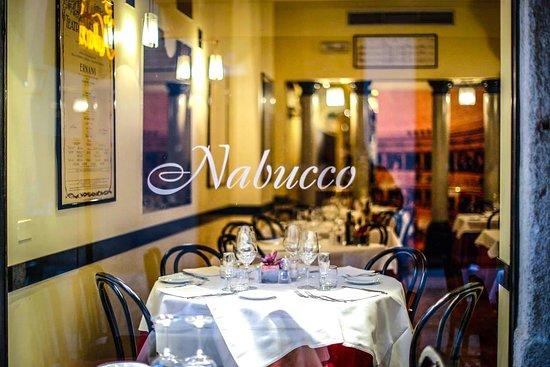 Ristorante Nabucco Milano Brera Menu Prezzo Ristorante
