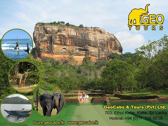 Kotte, Srí Lanka: GeoCabs &  Tours - Sri Lanka