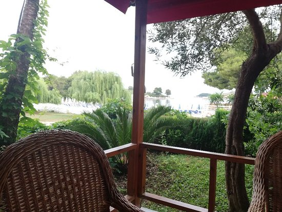 Giardino E Terrazza Picture Of Hotel Vila Park Bujari