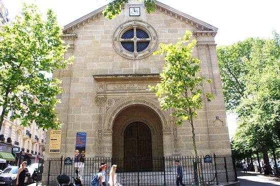 Ancienne Eglise Saint Honore d'Eylau