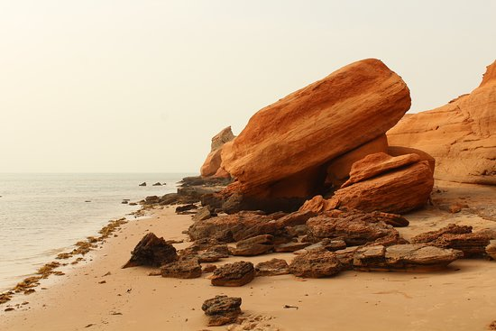 Ruwais, United Arab Emirates: north coast