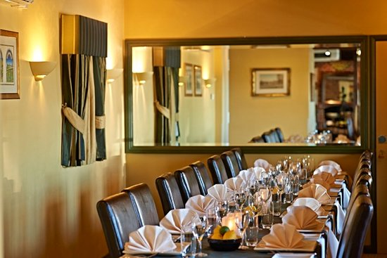 Yaxley, UK: Private Dining Room