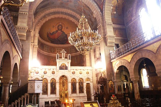 Cathédrale grecque Saint-Étienne de Paris
