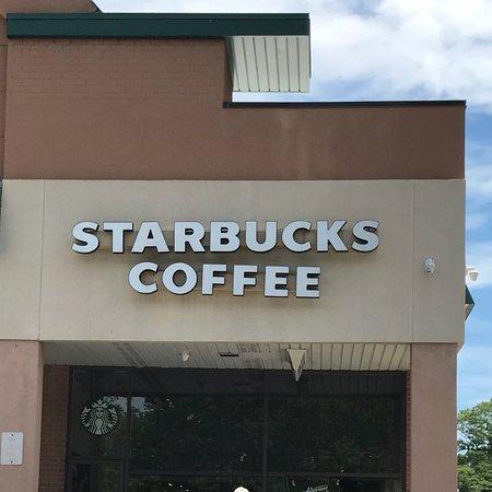 Setauket, Nova York: Starbucks
