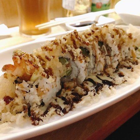 Hidden gem with quality sashimi!