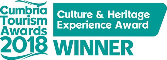 Bowness-on-Windermere, UK: Blackwell, Winner of the Culture & Heritage Experience Award at the Cumbria Tourism Awards 2018